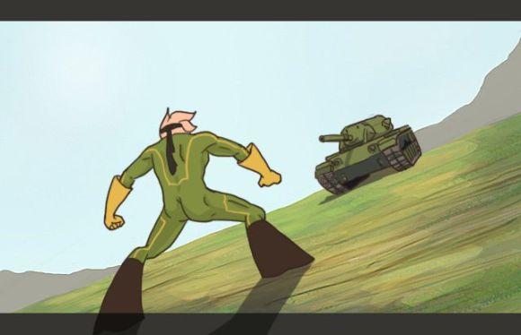 Pigg vs. Tank